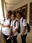 UNITY GIRLS IN UNIFORM