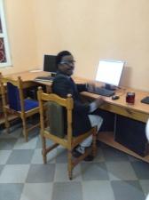 STAFF COMPUTER ROOM